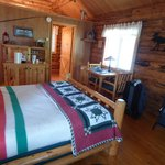 Foto de Silverwolf Log Chalet Resort