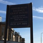 Edinburgh Regency Guest House resmi