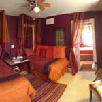 Foto de Globetrotters Bed and Breakfast
