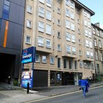 Bild från Travelodge Glasgow Central