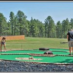 Brand new mini golf in 2013