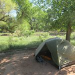 Watchman Campground resmi