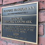 Rogue Harbor landmark