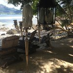 Foto de Beachcomber Sainte Anne Resort & Spa