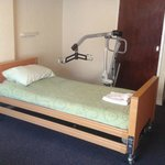 Fully Accessible Bedroom
