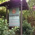 Foto de Good Karma Bungalows