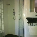 renovated bathroom-