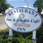 The Inn & Garden Cafe Foto