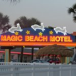 Magic Beach Motel resmi