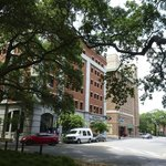 Foto di Holiday Inn Express Savannah-Historic District
