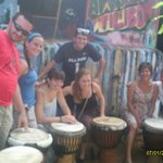 African Drumming Lessons for Individuals or GROUPS! €31pp 2/hours! THE #1 'Thing to Do' in Dakar
