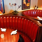 Round Booth Seating