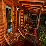 Foto de Log Home Boutique Hotel