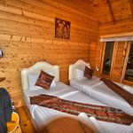 Foto van Log Home Boutique Hotel