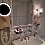 Villeroy and Boch Tile in the bathroom