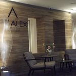 The Alex Hotel resmi