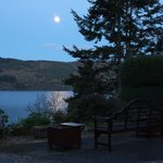Moonlight over Loch Ness