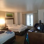 Foto van Holiday Inn Express Hotel & Suites Fort Worth Downtown