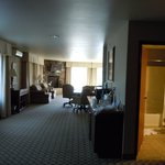 Foto van Holiday Inn Express Hotel & Suites Gold Miners Inn-Grass Valley