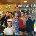 The bar.. its staff and many happy customers.. Thanks guys. . U are fantastic.