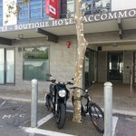 Quality Suites Fremantle resmi