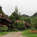 Foto de Angkhang Nature Resort