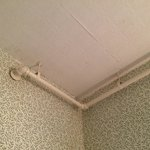 Bathroom ceiling mold...