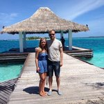 Foto van Sheraton Maldives Full Moon Resort & Spa