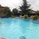 Abano Ritz - external pool 2