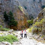 Hiking the Imbros Gorge