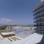 Golden Donaire Beach Hotel Foto
