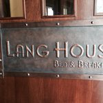 Foto de Lang House Bed and Breakfast