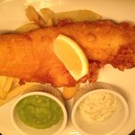 Fox and Hounds Cod and Chips