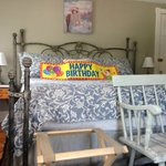 Photo de A White Swan Bed and Breakfast