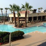 Holiday Inn Resort Galveston-On The Beach照片