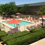 Motel 6  Pool - Courtyard