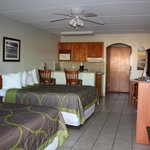 Super 8 South Padre Island resmi
