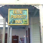 Photo de Blue Parrot Inn