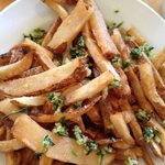 Best garlic/herb fries