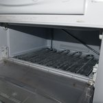 Mold in the new fridge 2/2