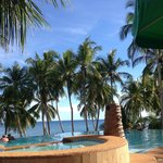 Foto van Anda White Beach Resort