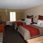 Foto van Comfort Inn Downtown