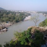 Spectacular view of river Ganges from the room and dining room