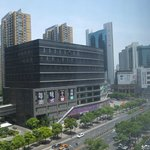 Foto van Courtyard by Marriott Shanghai Puxi