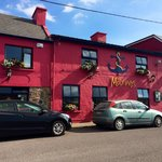 The hotel and the Pub in the beautiful and peaceful Portmagee!