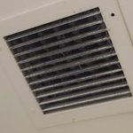 nasty vent in bathroom