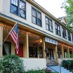 Foto van New York House Bed & Breakfast