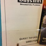 Photo de Days Inn Bradenton - Near the Gulf