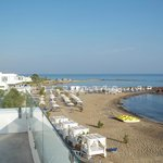 Foto de Knossos Beach Bungalows & Suites