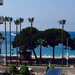 Grand Hyatt Cannes Hotel Martinez resmi